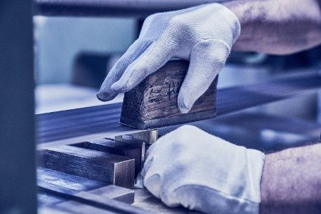 Oberflächentechnik - polieren